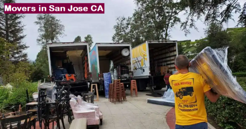 Get Movers In San Jose CA Easily With These Tips