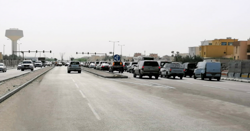 Completion of Main Upgrading Works of Bu Sidra Roundabout and Opening it to Traffic