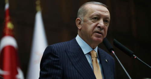 Turkey condemns French caricature featuring Erdogan