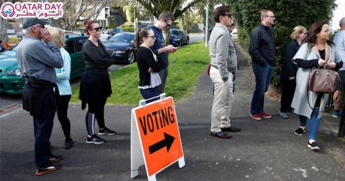 New Zealand voters set to reject recreational marijuana use