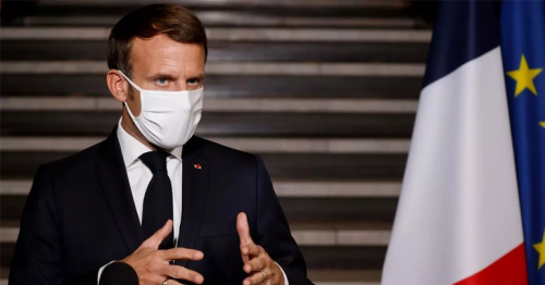 Macron says 'understands' Muslims could be shocked by cartoons of Mohammad