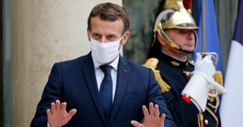Macron faces backlash after claiming 'secularism never killed anyone'