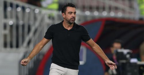 Xavi named best coach for September, October by QSL