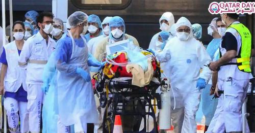 Coronavirus Case Records as U.S. Tops 100,000 Cases