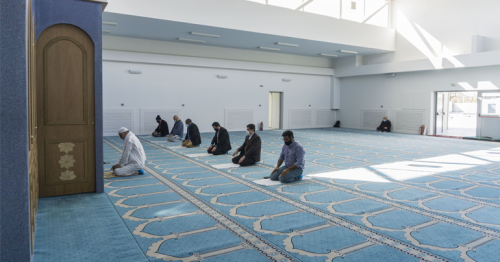 Athens's first mosque since the 19th century is 'a dream come true'