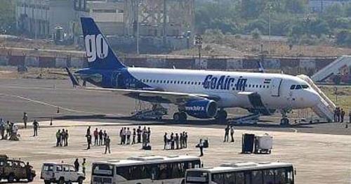 Indian plane makes emergency landing at Karachi airport after passenger's heart attack