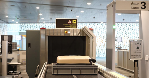Qatar's Hamad International to install new Smiths Detection (passenger screening checkpoint) technology