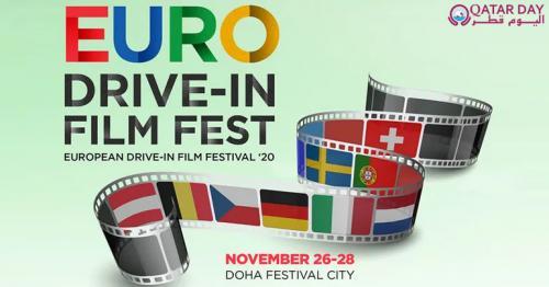 European Drive-In Film Festival in Qatar