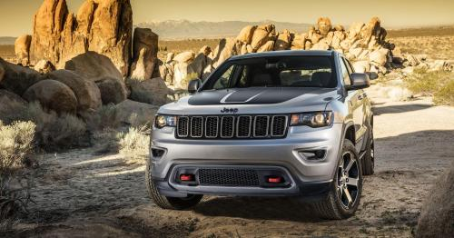 What Are The Reasons To Buy the Jeep Grand Cherokee