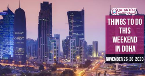 Things to do t in Doha, Qatar