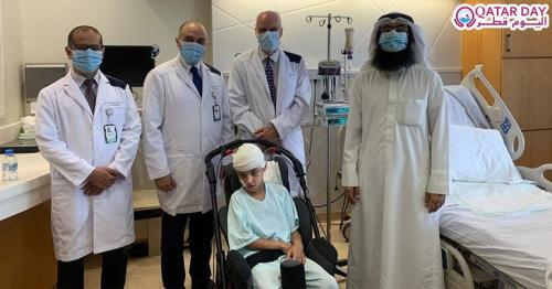 QF's Sidra Medicine saves life of young Kuwaiti boy with intractable epilepsy