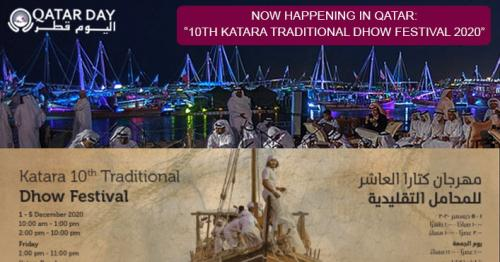 10th Katara Traditional Dhow Festival Sets Sail Today — Here's What You Need to Know Before Attending the Event