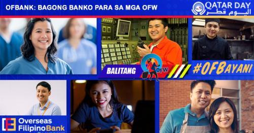 Paano magbukas ng Overseas Filipino Bank (OFBank) account online?