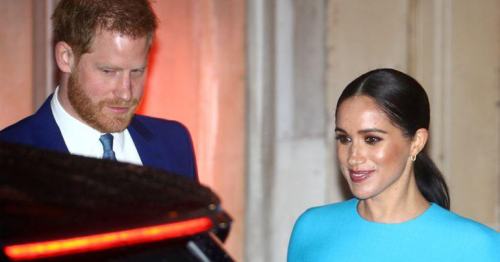 Britain's Prince Harry suggests COVID is rebuke from nature