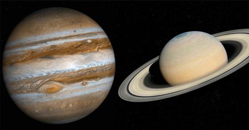 Jupiter and Saturn will come within 0.1 degrees of each other on December 21: NASA