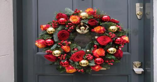 How to make DIY Christmas wreath