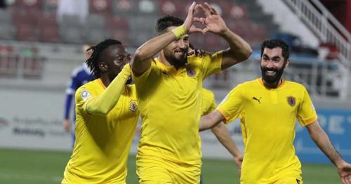 Qatar SC blanked Al Khor 3-0
