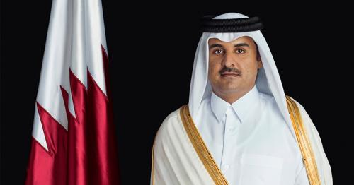 HH The Amir approves Qatar's General Budget