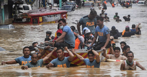 How overseas Filipinos in the GCC respond when disaster hits the Philippines