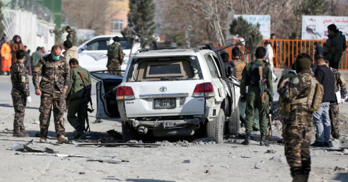 Explosion kill scores at religious gathering in Afghanistan