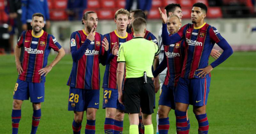 Barca held by Valencia as Messi matches Pele goal haul