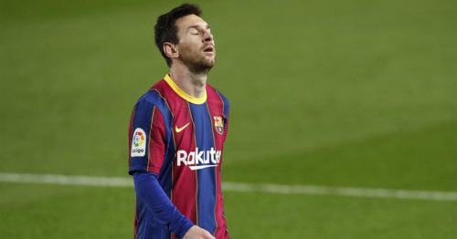 Messi equals Pele's record of 643 goals for a single club