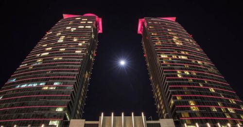 Festive break at Marriott Marquis City Center Doha Hotel