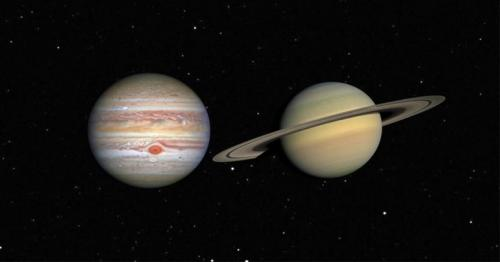 Qatar skies to witness great conjunction between Jupiter and Saturn tonight