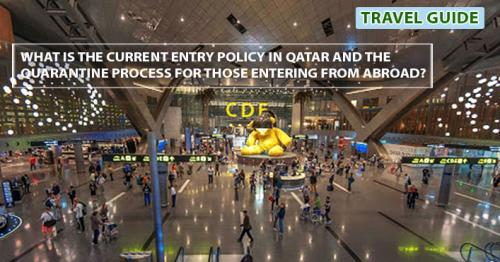 Travel Guide: What is the current entry policy in Qatar?