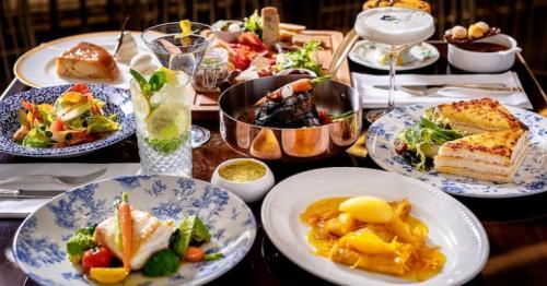 Festive Eve Dinner at Sel & Miel, The Ritz-Carlton Doha