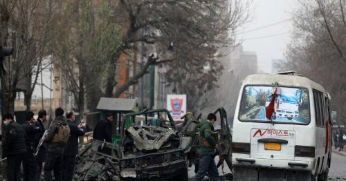 Series of explosions target police in Kabul; at least 2 dead