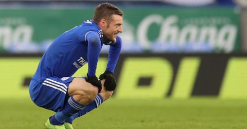 Late Leicester equaliser ends United's away winning streak