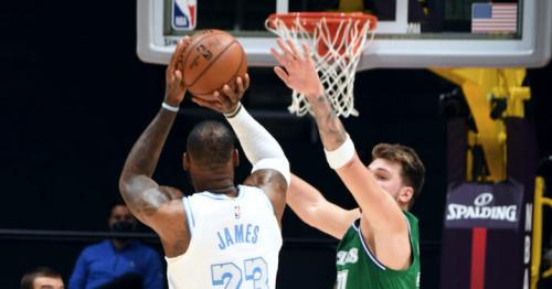 LeBron James becomes No. 2 leading scorer on Christmas Day