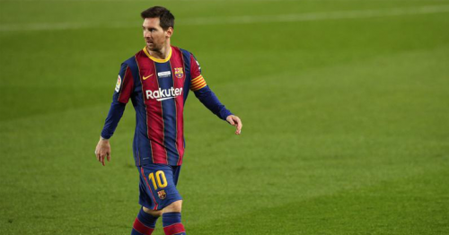 Soccer-Messi says 'lucky' to have worked under Guardiola