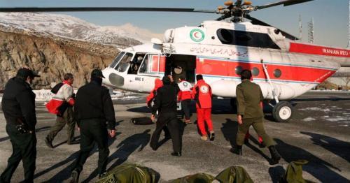 12 climbers killed in snowfall Iran