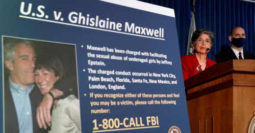 Ghislaine Maxwell is denied bail by U.S. judge