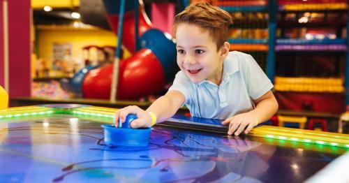Top 5 Kids Indoor Recreational Centres to visit in Doha (2021)