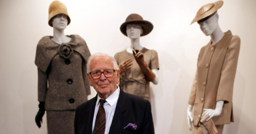 Pierre Cardin, father of fashion branding, dies at 98