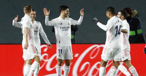 Real Madrid see off Celta to return to La Liga summit