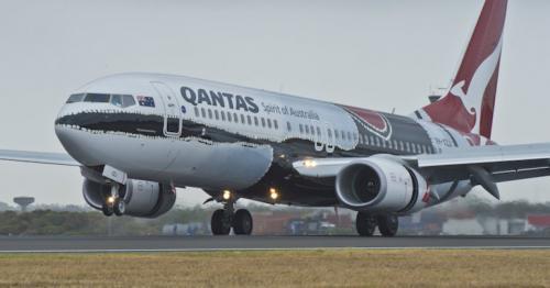Qantas reopens international bookings on vaccine hopes