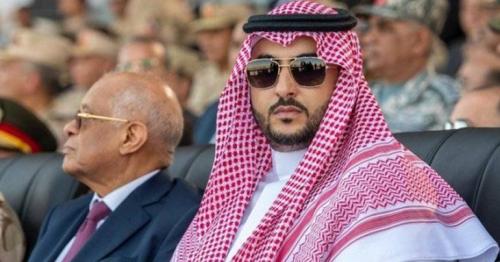 Saudi Arabia's Deputy Defense Minister Prince Khalid congratulates King Salman, Crown Prince on successful Gulf summit