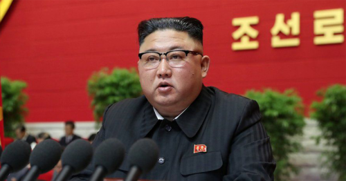 Kim Jong-un says North Korea's economic plan failed