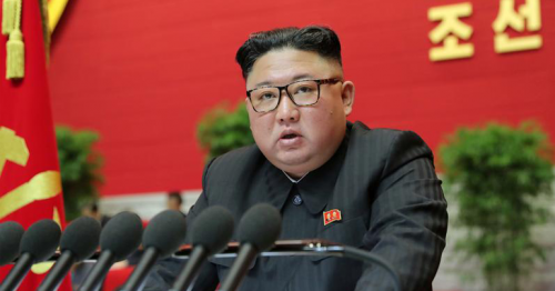 North Korea's Kim calls U.S. 'our biggest enemy' in challenge to Biden