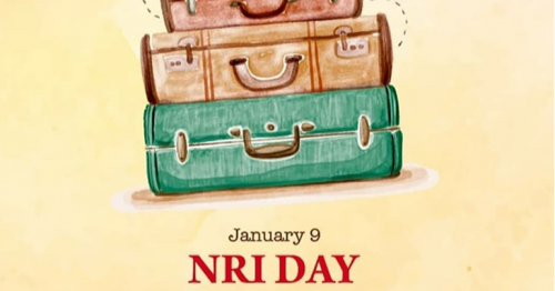 Contributing to being 'Self-Reliant India' - theme for NRI Day 2021