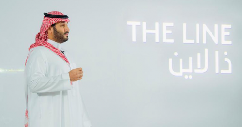 Saudi Crown Prince launches zero-carbon city in NEOM business zone
