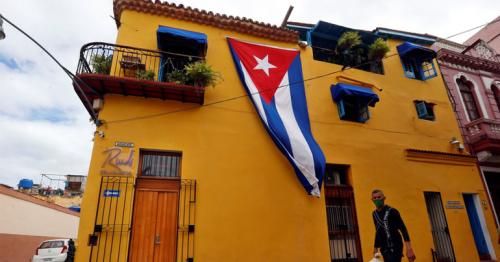 Cuba placed back on US terrorism sponsor list