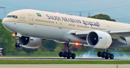 A customer complains about the high prices of Saudi Airlines airline tickets … and the company responds