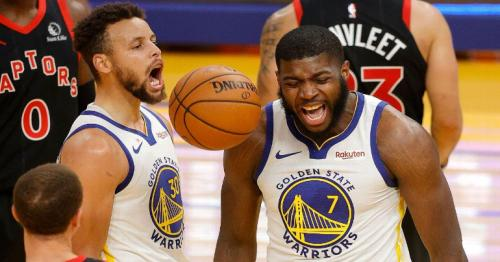 Even when Stephen Curry is on, Warriors struggling to find their rhythm
