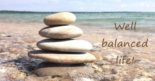 Top tips for creating balance