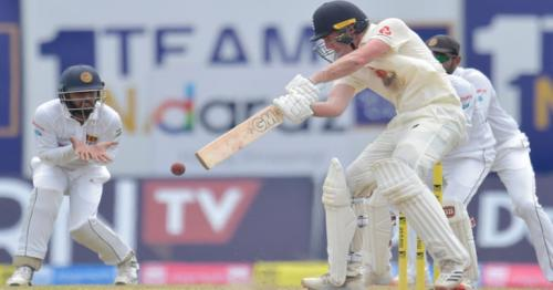 Sri Lanka v England: Tourists win first Test by seven wickets